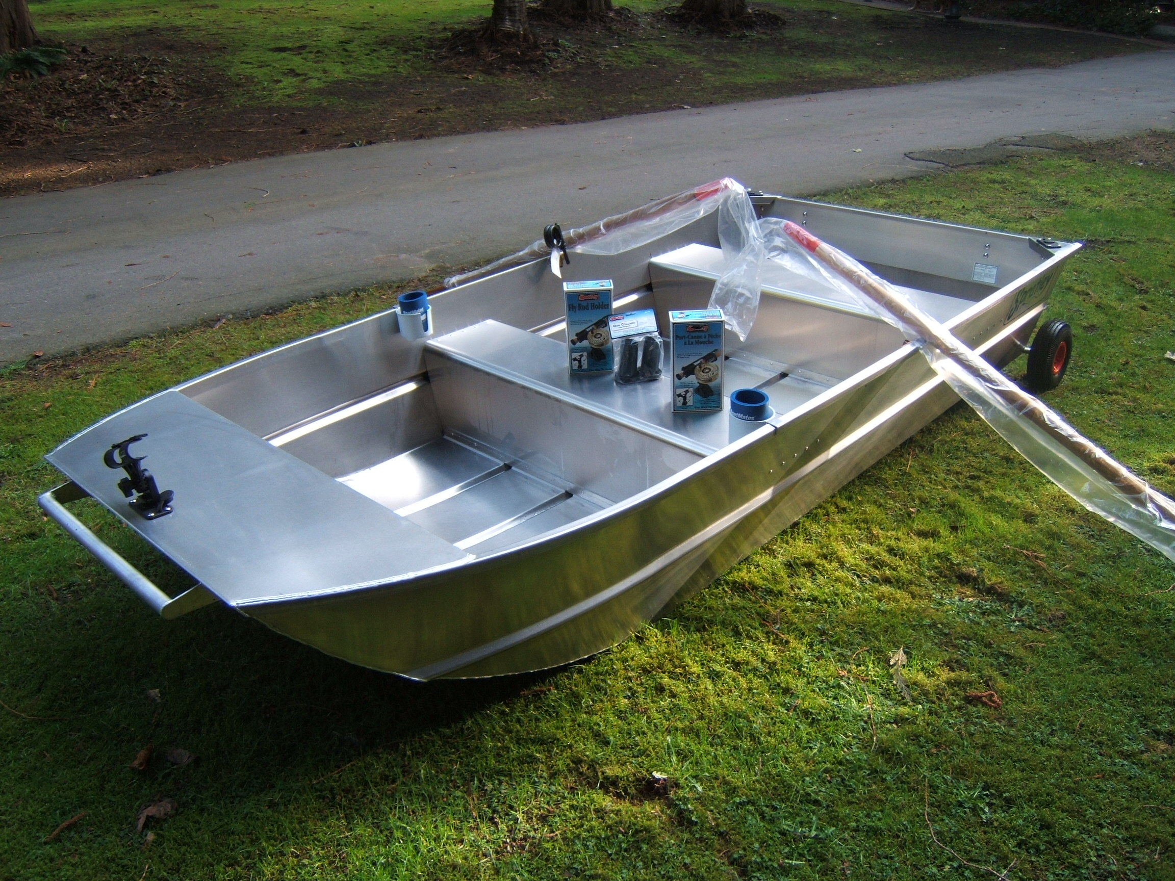 Flat Bottom Aluminum Fishing Boats | www.pixshark.com - Images Galleries With A Bite!